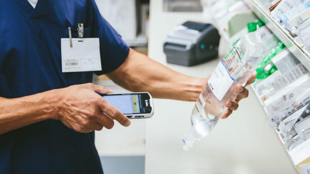 mobilidade clínica captura de dados proxion