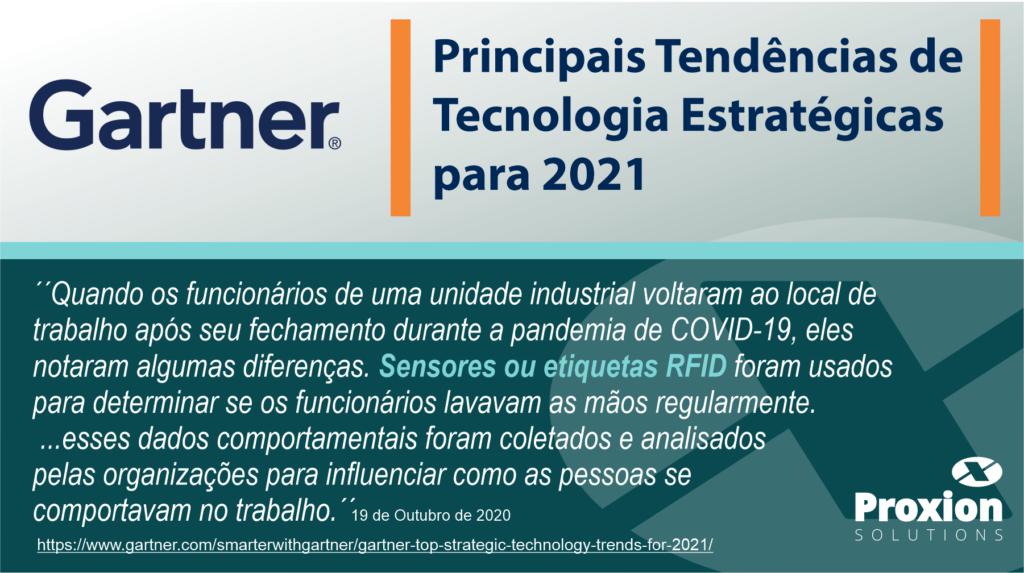 Gartner RFID