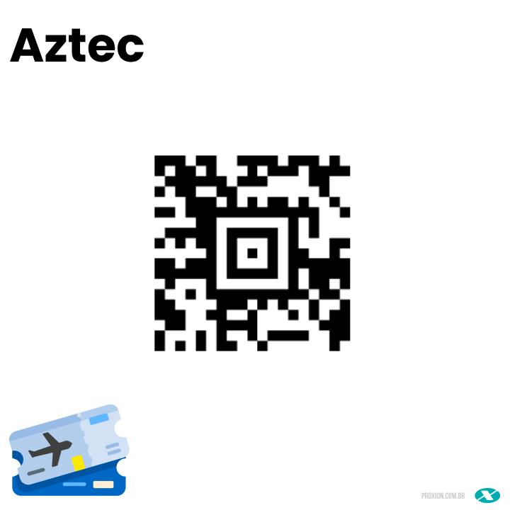 Simbologias 2D Aztec