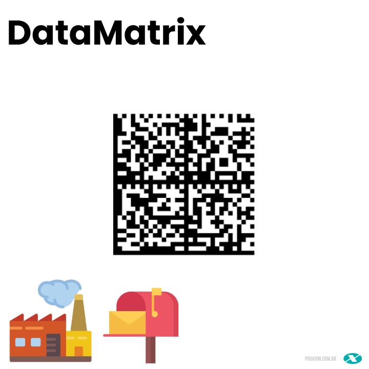 Simbologias 2D DataMatrix