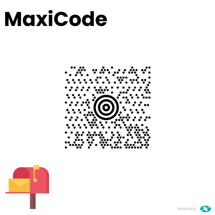 Simbologias 2D MaxiCode