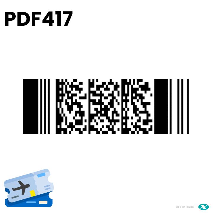 Simbologias 2D PDF417